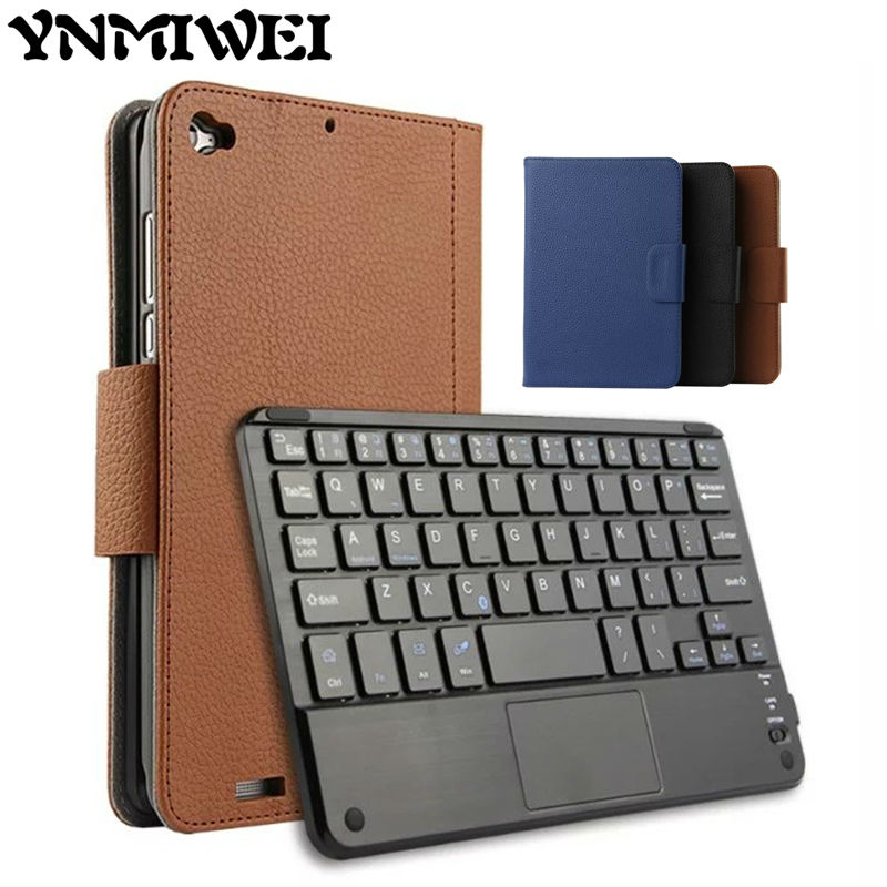 Mipad 3 Mi pad 3 Tablet case Cover PU Leather Smart Shell Skin Ultra-Slim Protective Stand 7.9 For Xiaomi Mipad 2 With Keyboard college girl canvas 3pcs backpack letters printing women usb school backpacks schoolbag for teenagers student book shoulder bags