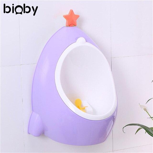 Enfants Debout Pot Toilettes Enfants Urinoir Bébé Garçons Salle De ...