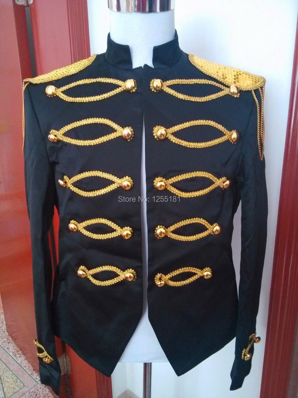 Նորաձևության նորաձևություն Սև և - Տղամարդկանց հագուստ - Լուսանկար 2