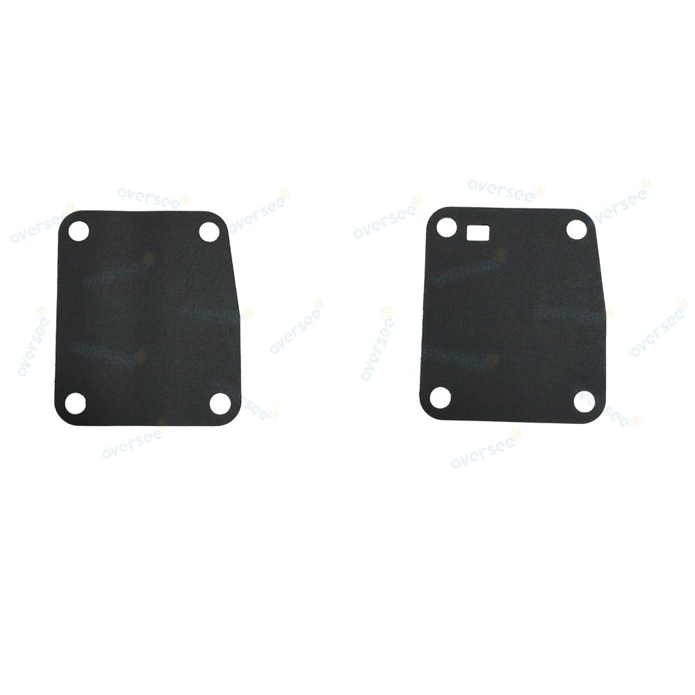 2x For Fitting Yamaha Outboard DIAPHRAGM INTAKE 8HP 9.9HP 15HP 8 9.9 15 6G1-24411-00 63V-24411-002x For Fitting Yamaha Outboard DIAPHRAGM INTAKE 8HP 9.9HP 15HP 8 9.9 15 6G1-24411-00 63V-24411-00