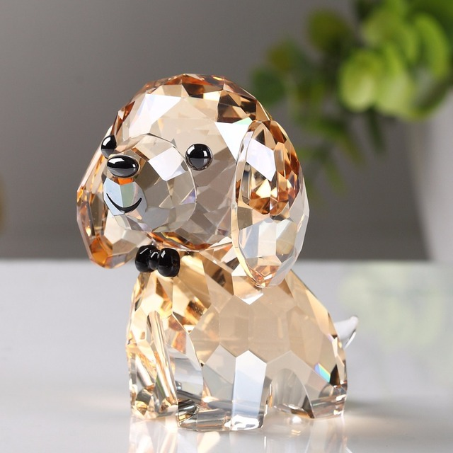 K9 Crystal Crafts Home Decorations Zodiac Animal Gifts Children's Toys