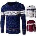 2016 outono e Roupas de inverno homens e mulheres blusas boutique Camisola de tricô quente Y252