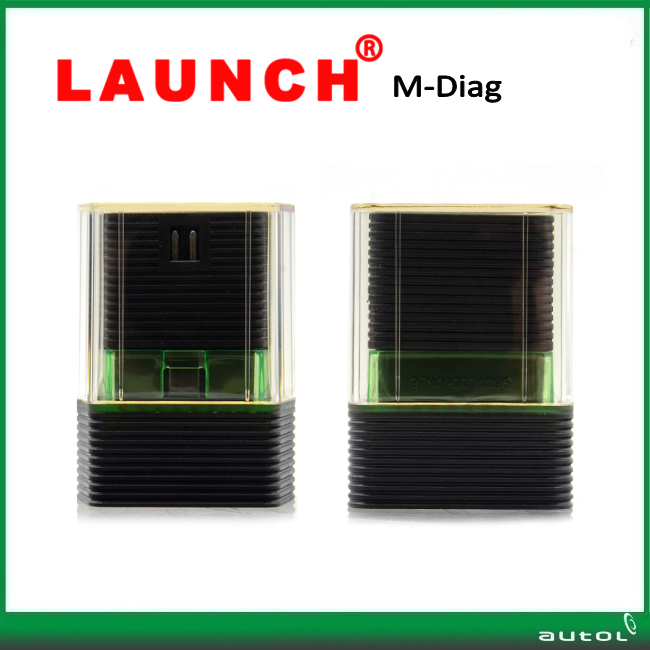 ФОТО Original new launch m diag Read DTC's Clear DTC's full system diagnostic tool m-diag repair tool for car shop and car owner