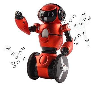 F1 Lightweight 2.4G Rechargeable Remote Control Intelligent Balance robot G-Sensor with Motion Sensor, dancing, music