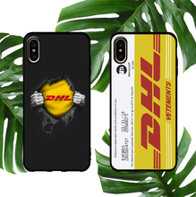 Fashion Dhl Soft Case For Iphone X Xs Max Xr 10 8 7 6 6s Plus Phone Cover Matte Silicone Couple Coque Full Protection Capa 8plus