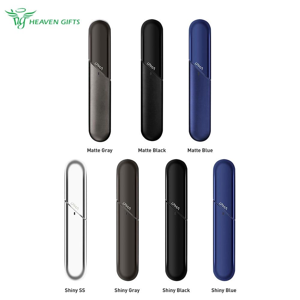 Kit de Vape à dosette iphone Swis avec batterie 300 mAh et cartouche à dosette 0.7 ml le premier Kit de dosette en acier inoxydable stylo à Vape Vs Minifit