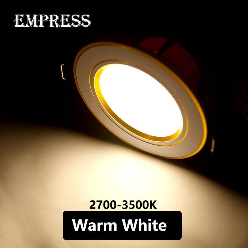 Downlights downlight levou lâmpada 5 w Features 4 : Led Lights For Home