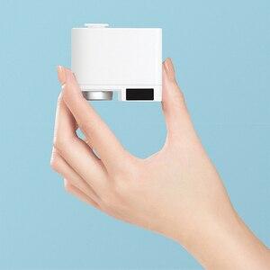 Image 5 - Xiaomi ZAJIA תחושה אוטומטית אינפרא אדום אינדוקציה מים חיסכון מכשיר אינטליגנטי אינדוקציה למטבח אמבטיה כיור ברז מים
