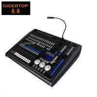 TIPTOP DMX контроллера консоли оборудование Перл 1024 для перемещения головы свет сцены dj черный чехол кофр опционально
