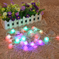 5M 26LED Multi-color Pine Cone Fairy String Light Waterproof Christmas Party Wedding Outdoor Tree Garden Decoration Light FULI