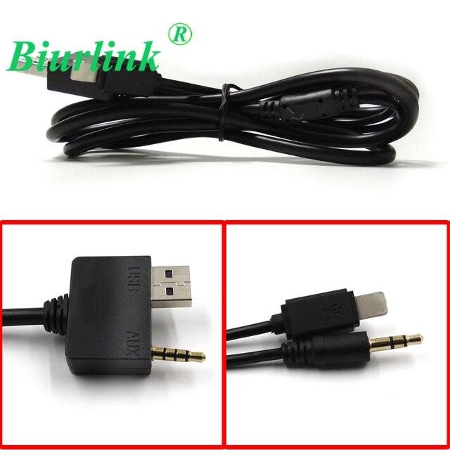Für iPod AUX USB Audio eingang Kabel Adapter für HYUNDAI KIA mit ...