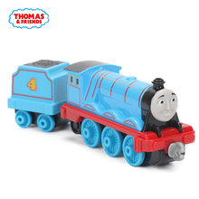 Thomas and Friends James Engine Gordon Henry Belle Patchwork Hero Mini Trains Alloy Wooden Railway Accessories Classic Toys(China)