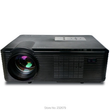 CL740D   portable led projector digital projector with2400  lumens  TV supported  projector  best  selling  projector