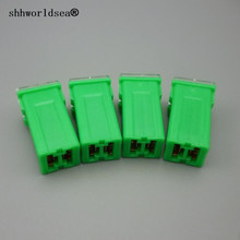 shhworldsea 50pcs high quality 40A car fuse link auto fuse link PAL Pacific Automotive