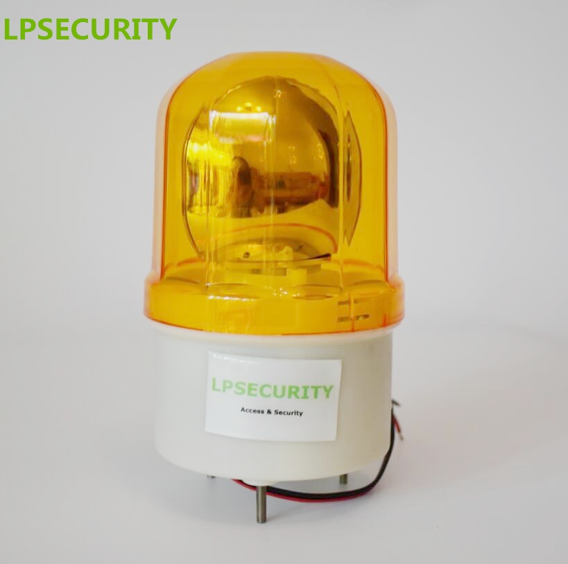 LPSECURITY Outdoor LED Light Flashing Lamp Alarm Light