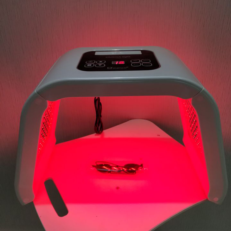 4 Color Led Mask Skin Tightening Machine Led Face Mask Beauty Face Skin Care Tools Anti Wrinkle Machine Face Treatment Machine