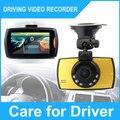 HD car camera 2.7 inch Screen 1920*1080P night Vision video recorder