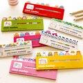 Japonês Kawaii Postá-lo Escola Escritório Produtos de Papelaria Scrapbooking Scrapbook Adesivos Notas Pegajosas Bandeiras Da Página Para As Crianças
