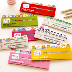 Kawaii japanese post it scrapbooking scrapbook stickers sticky notes school office supplies stationery page flags for.jpg 250x250