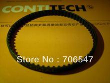 Free Shipping10pcs 616 GT2 6 3d printer belt closed loop rubber 2GT timing belt 616 GT2