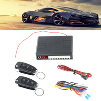 Universal Car Alarm System Auto Remote Central Kit Door Lock Keyless Entry System Central Locking With