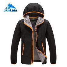 New Mens Spring Softshell Jaqueta Masculina Hiking Camping Trekking Hooded Outdoor Jacket Men Water Resistant Windstopper Coat