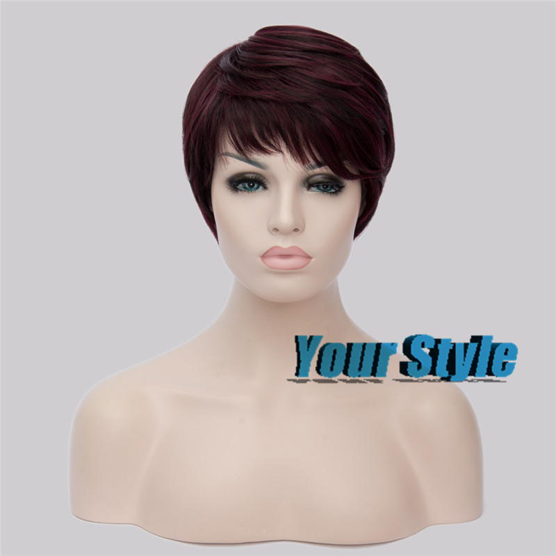 Tremendous Online Get Cheap Short Cuts Aliexpress Com Alibaba Group Hairstyles For Men Maxibearus