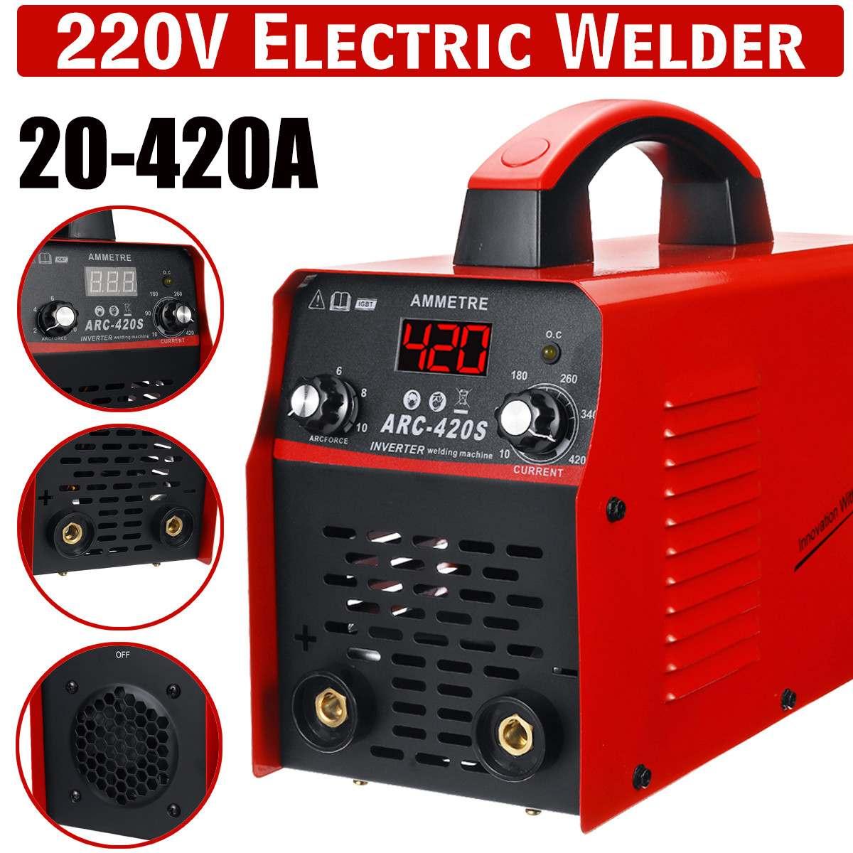 420S 220V 20A 420A Inversor Casa Inversor