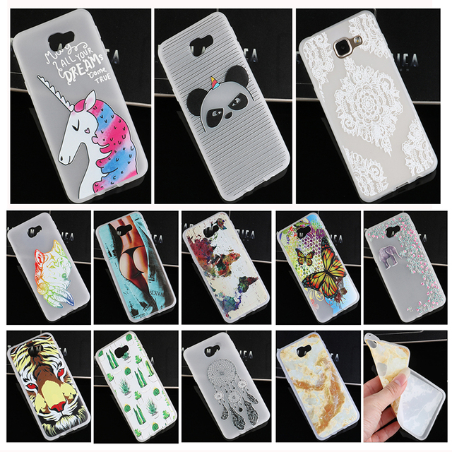 SM-G610F Case for Samsung Galaxy J7 Prime Case Samsung SM-G610F/DS Silicone Cover SM-G610M/DS Phone Case SM-G610L Coque J7prime