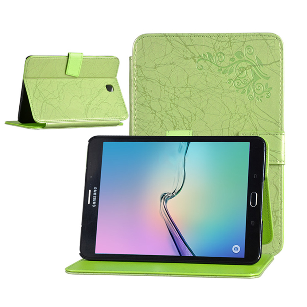For Samsung Galaxy Tab S2 8.0 Case Print PU Leather Cover Case for Samsung Tab S2 8.0 SM-T710 SM-T715 8inch Tablet Case+Stylus colorful magnetic pu leather case cover for samsung galaxy tab s2 8 0 sm t710 t715 tablet stand with card holder y4d33d