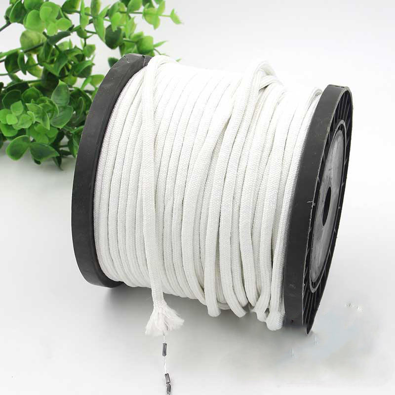Home Decor 1pack /14m/28m Window Curtain Accessories Lead Wire Rope Lead Line Rope Curtain Spongy Lead Sewing For Curtain Bottom La006#35