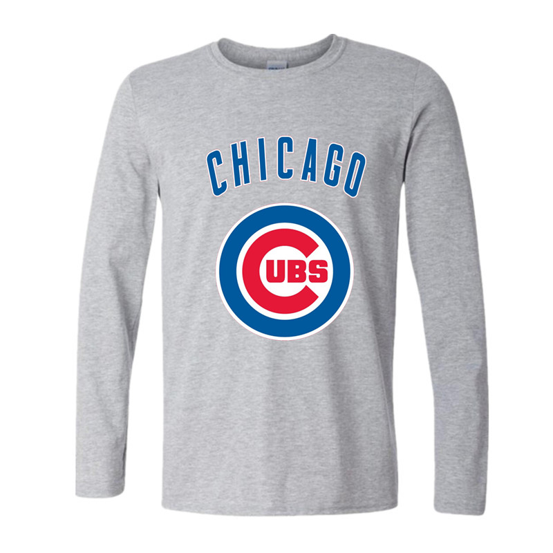 Online buy wholesale cubs baseball shirt from china cubs for Cheap t shirt printing chicago