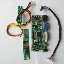Kit for LTN141XB-L02 1 lamps LVDS VGA Signal 30pin Controller board Screen Driver Display Panel 1024X768 DVI HDMI 14.1″