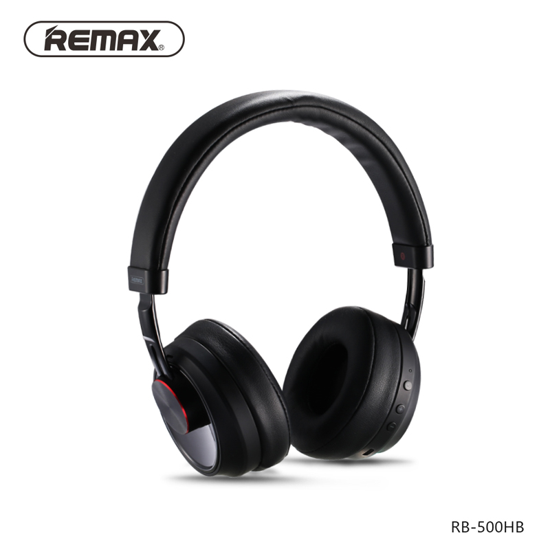 Remax RB-500HB Touch Control Headband Bluetooth V4.1 Headset Wireless USB Stereo Earphone Music Headphone HD SOUND Microphone remax rb t2 fashion aluminum bluetooth earphone wireless hd clear sound headset for iphone 5 6 samsung galaxy s4 android phone