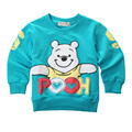 2017 Winter Autumn Sweatshirts Baby Boys Girls Cotton Jumper Tracksuits Tops Hoodies Baby Clothes