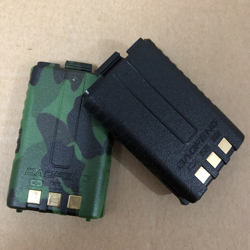 Image 4 - Baofeng UV 5R walkie talkie battery 1800mAh /2800mAh  for BF F8 uv 5r uv5r uv 5re uv 5ra Baofeng Accessory BL 5 battery-in Walkie Talkie from Cellphones & Telecommunications