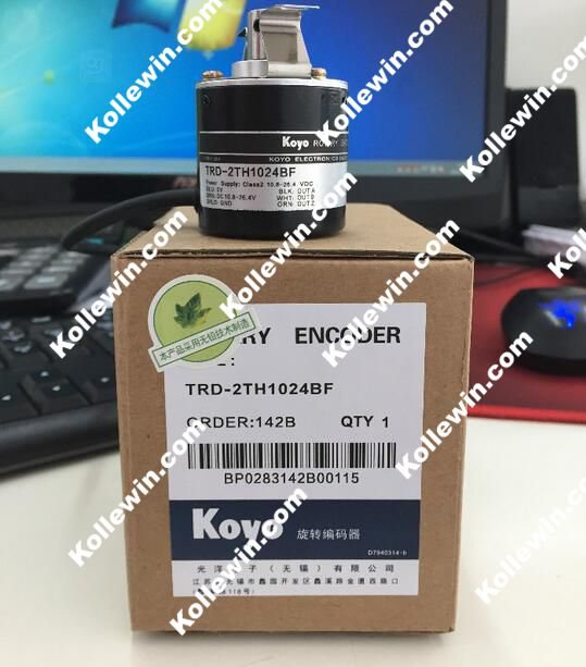 TRD-2TH1024BF Incremental Rotary Encoder, New In Box, Free Shipping. an incremental graft parsing based program development environment
