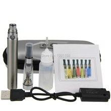 100pcs/lot ego ce5 starter kits ce5 elektronik cigarette small kit ce5 vape clearomizer egot battery usb charger e liquid bottle