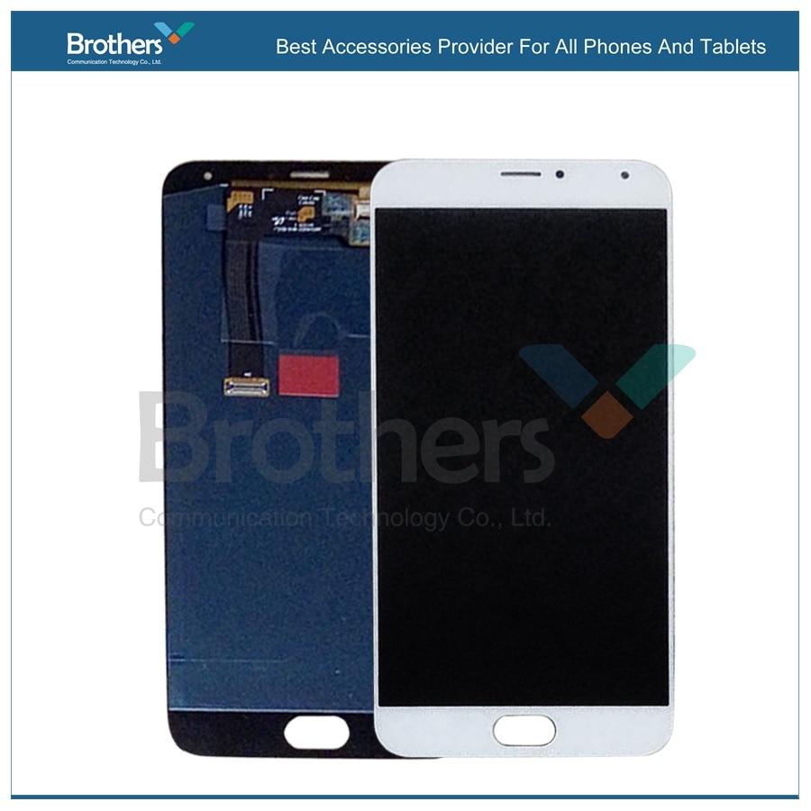 Noir ou blanc pour Meizu MX5 MX 5 LCD Displa + ensemble numériseur tactile 5.5 pouces