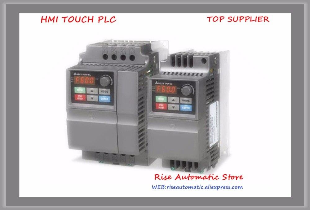 VFD-EL Inverter AC motor drive 3 phase 380V 750W 1HP 2.5A 600HZ new VFD007EL43A delta ac motor drive inverter vfd007c43a vfd c2000 series 1hp 3 phase 380v 750w new