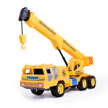 Alloy Diecast Engineering Truck Model Kid Car Toy Simulation Car Engineering Truck Construction Vehicles Collection for Children 1 50 high simulation alloy crawler crane truck toy car mini diecast engineering crane car model for children enduction toys gift