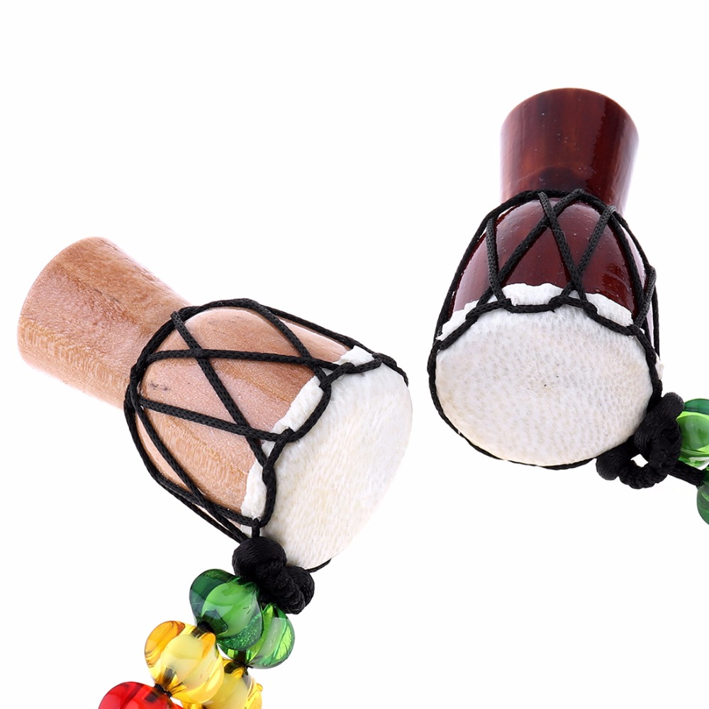 buy 5pcs mini jambe drummer individuality djembe pendant percussion musical. Black Bedroom Furniture Sets. Home Design Ideas