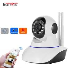 720 P Беспроводная IP Сетевая Камера P2P Подключи и Играй H.264 Главная Безопасность Радионяня Крытый Wi-Fi Купольная Камера