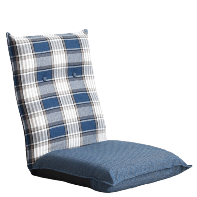 Portable Folding Floor Chairs Home Depot Outdoor Chair Cushions Adjustable For Living Room Seating Furniture Memory Foam Seat Lightweight Fashion Zaisu