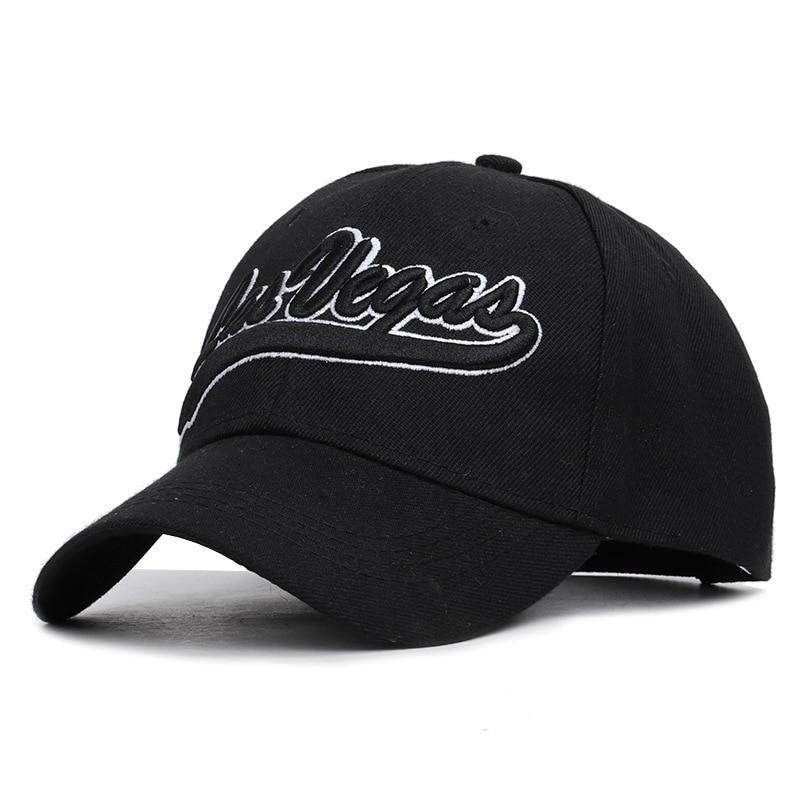 Black   Baseball     Cap   Men Women United States City Name Embroidery