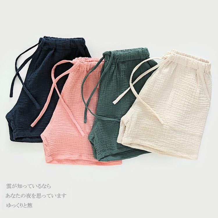 Cotton Pajama Bottoms Summer Short Women's Sleep Bottoms Ladies Underwear Women Lounge Pants Loose Cotton Home Pant M-XL