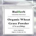 Органической Пшеницы Травы Порошок Чистая 17.6 унц. (500 г) бесплатная доставка