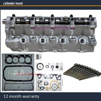 R2 komple silindir kafası komplesi FORD Mazda Kia Asia Motors 2.2 td 2.2L tam conta cıvata