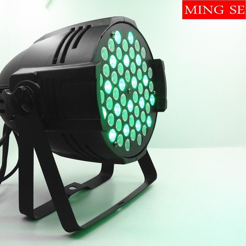 G18 B18 W6 LED PAR DMX512 controlador