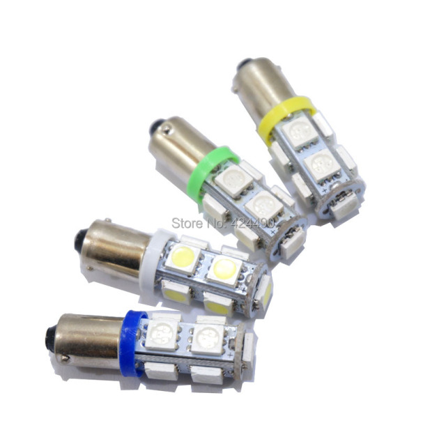 4pcs Car Marker L&s T11 Ba9s T4w 9SMD 5050 LED Auto License PlateLight Door Light bulb  sc 1 st  AliExpress.com & 4pcs Car Marker Lamps T11 Ba9s T4w 9SMD 5050 LED Auto License ...